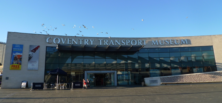 Interesting Facts about the Coventry Transport Museum