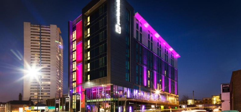 Top 10 Luxury Hotels in Birmingham