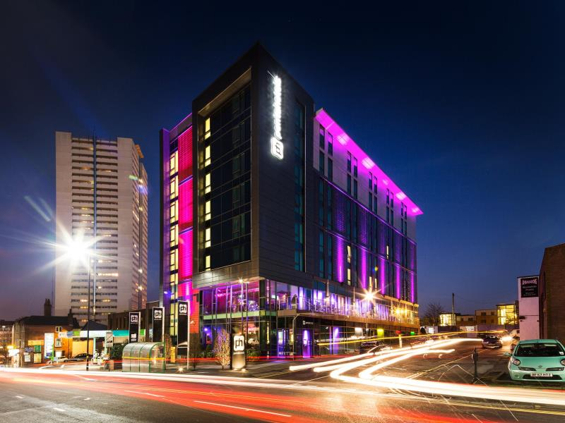 Top 10 luxury hotels in birmingham explore midlands for Top luxury hotels uk